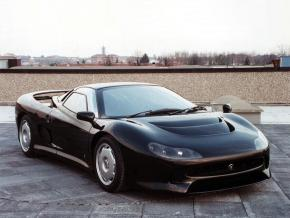 Jaguar XJ220 photo